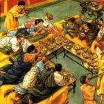 Il banchetto funebre etrusco
