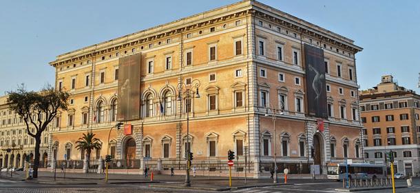 Palazzo Massimo, la sede del Museo Nazionale Romano
