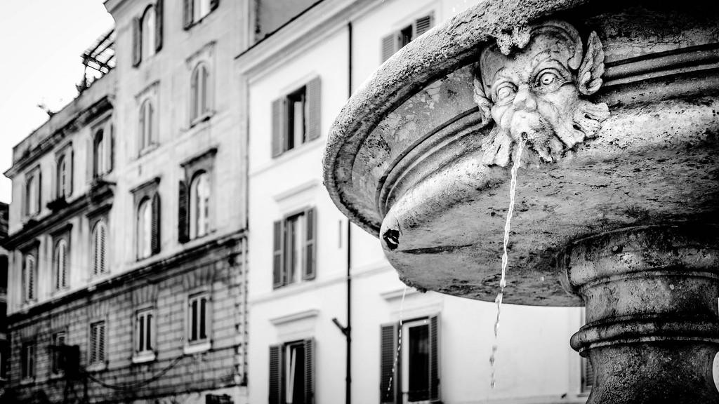 Un itinerario fra le fontane di Roma: i romani e l'acqua